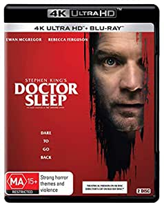 Stephen King's Doctor Sleep (4K Ultra HD + Blu-ray)
