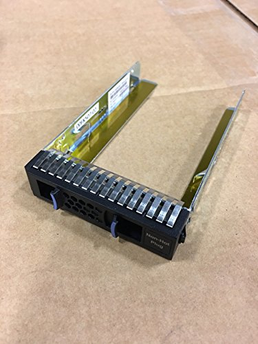 "2.5/"" SAS//SATA Hard Drive Caddy Tray Sled for IBM X3550 M5 Hot-Swap Ship From USA"