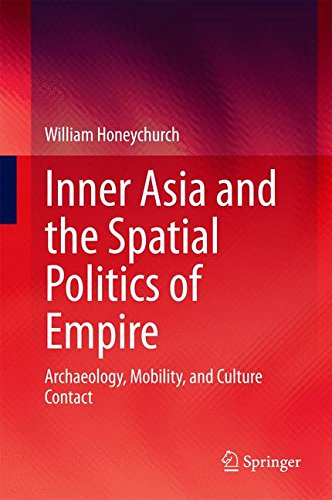 Inner Asia and the Spatial Politics of Empire: Archaeology, Mobility, and Culture Contact