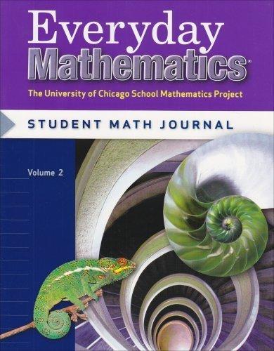 Everyday Mathematics, Grade 6: Student Math Journal, Vol. 2 3rd (third) by Max Bell, John Bretzlauf, Amy Dillard, Robert Hartfield, And (2006) Paperback (Wright Group Mcgraw Hill 3rd Grade Math)