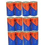 12PCS D 1.5V LR20 Alkaline Battery MX1300 MN 1300