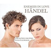 Handel: Enemies In Love - Arias & Duets