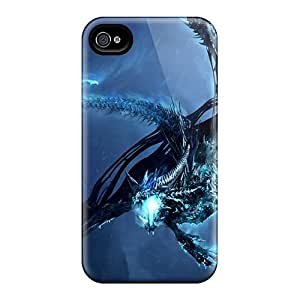 New JoyRoom Super Strong Dragon 6 Tpu Case Cover For Iphone 4/4s