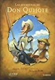 img - for Las aventuras de Don Quijote/The Adventures of Don Quijote (Spanish Edition) by Anna Obiols (2004-05-30) book / textbook / text book