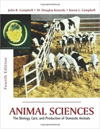 Amazon.com: Animal Sciences: The Biology, Care, and Production of ...