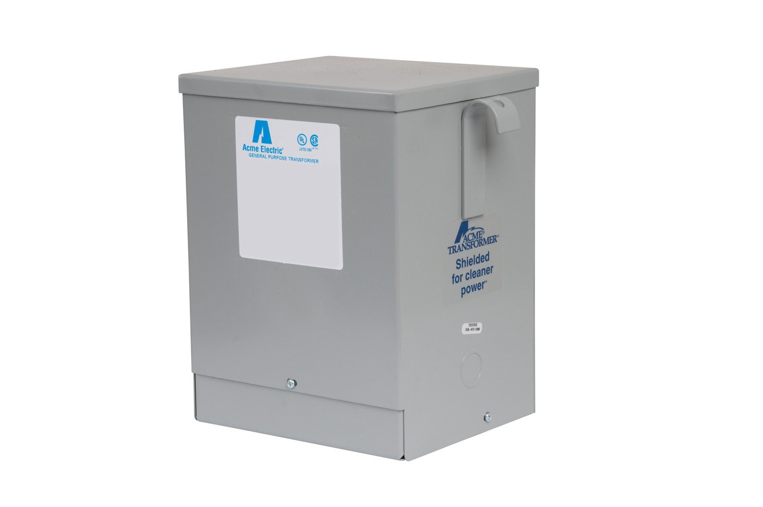 Acme Electric T113077 Buck-Boost Transformer, 1 Phase, 60 Hz, 5 kVA ...