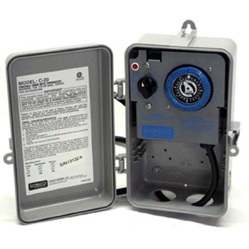 kasco-c-20-timer-temperature-controller-for-115v-de-icers