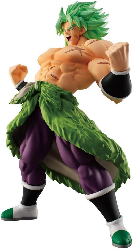 NEW Dragonball Super Saiyan Broly Figure Full Power ChoukokuBuyuuden Banpresto