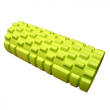 FH Black Travel Foam Roller Yoga Foam Roller for Gym Pilates ...