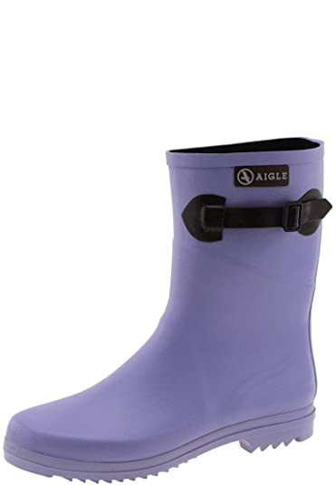 Aigle Damen Chanteboot Pop Gummistiefel Violett (lavande) 39 EU t3AIs