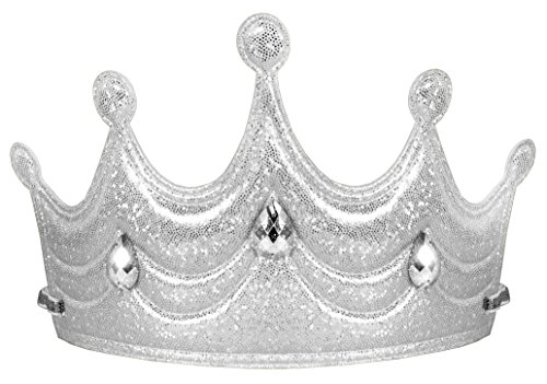 Little Pretends Soft Princess Crown (Silver) -
