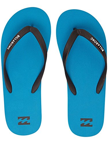 Billabong Men Shoes/Sandals Tides Solid Blue 0Pn8eCF