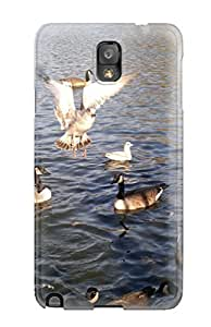 Craigmmons Scratch-free Phone Case For Galaxy Note 3- Retail Packaging - In Flight