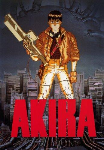 Akira Poster Movie - Akira Tv