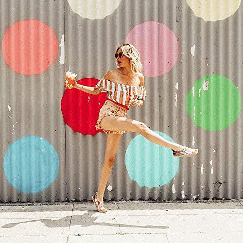 Gaudi Multicolored Canvas De Shoe Tardes Uin Women's Painted ZwvxTvqp