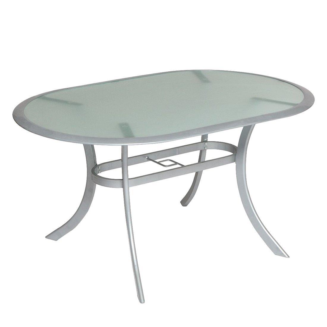 Merxx Gartentisch Tisch Carrara Oval Online Kaufen