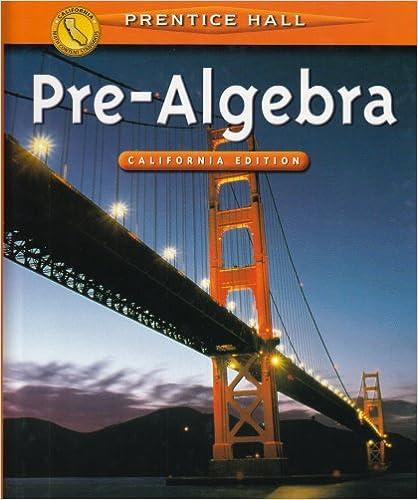 Pre Algebra Book Online Mcdougal Littell