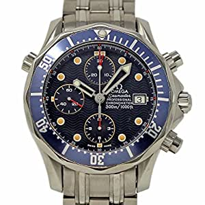 Omega Seamaster swiss-automatic male Watch 2225.80.00 (Certified Pre-owned)