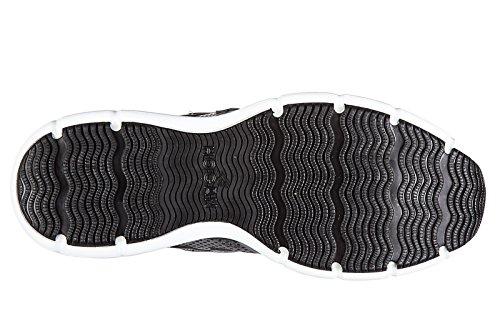 Hogan Herresko Herre Lædersko Sneakers H254 T2015 H 3d Forato Sølv oi73dFEGYv