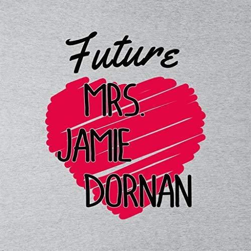 Grey Grey Dornan Future Coto7 Jamie Heather Women's Mrs Mrs Mrs Hooded Sweatshirt q84gnpw6