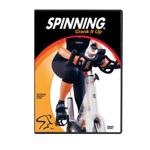 Mad Dogg Athletics Spinning Crank it Up DVD