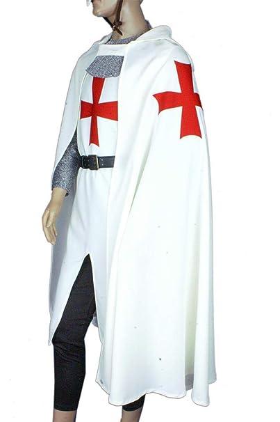 Medieval Factory Traje Templario Cbo Cruz 8 Beatitudes ...
