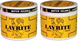 Layrite Deluxe Original Pomade Pack of 2 4 oz