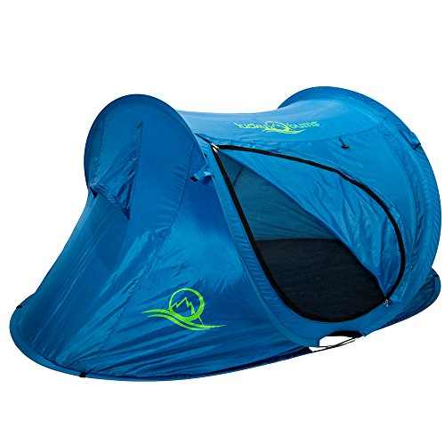 lucky-bums-quick-and-portable-camp-tent-blue