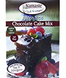 Namaste Foods Chocolate Cake Mix, 26 Ounce - 6 per case.