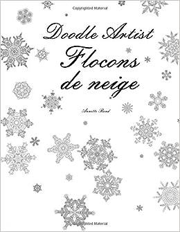 Buy Flocons De Neige Livre De Coloriage Pour Adultes