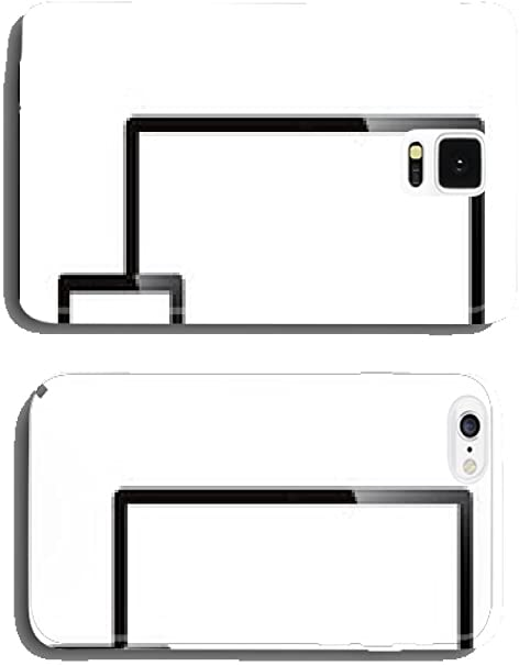 Desktop, smartphone, tablet isolated maqueta White klar fondo móvil cubierta caja parentitem: Amazon.es: Electrónica