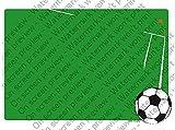1/2 Sheet - Soccer Birthday - Cake Photo Frame - Edible Cake/Cupcake Topper!!!