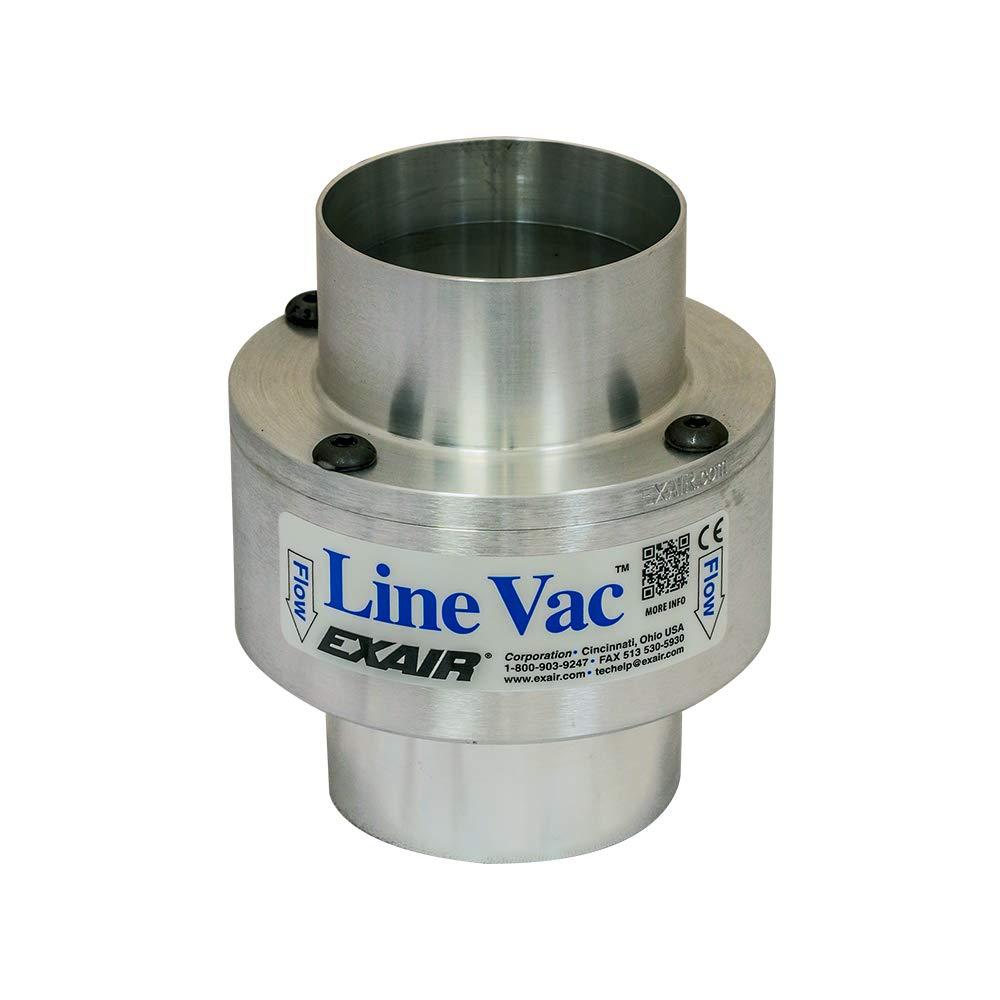 EXAIR 6085 2-1/2'' Aluminum Line Vac, Aluminum