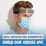 Shield Our Heroes NYC: Protective Reusable Face