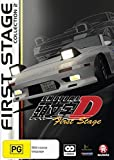 Initial D 1st Stage Collection 2 [NON-USA Format / PAL / Region 4 Import - Australia]