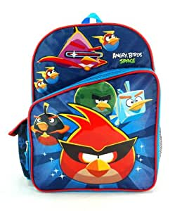 """Angry Birds Space 16"""" Large Backpack - Angry Birds Space"""