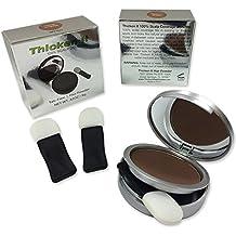 Thicken It Hair Building Fibers: Black Hair Powder, Talc-Free .32 oz., 100% Scalp Coverage