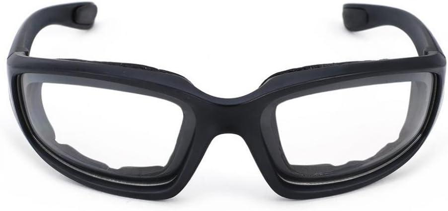 geshiglobal Sports de Plein air Anti UV pour Moto Lunettes Coupe-Vent /à la poussi/ère Lunettes Lunettes