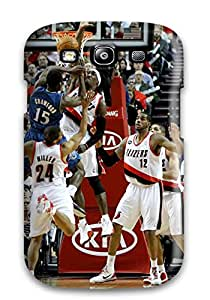 portland trail blazers nba basketball (20) NBA Sports & Colleges colorful Samsung Galaxy S3 cases 8467878K683752599