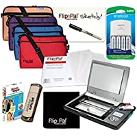 Flip-Pal Pro Bundle: With SD to USB adapter and 4GB SDHC card. StoryScans talking images and EasyStitch automatic stitching software included on SD card. Ideal for professionals and frequent users.