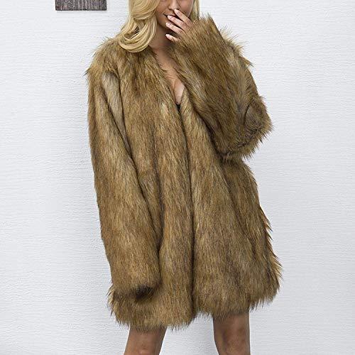 Fourrure De Manteau De Manteau Femme Longue Longue Manteau Manteau De De Longue Femme Fourrure Femme Fourrure Femme ZqpAwEE