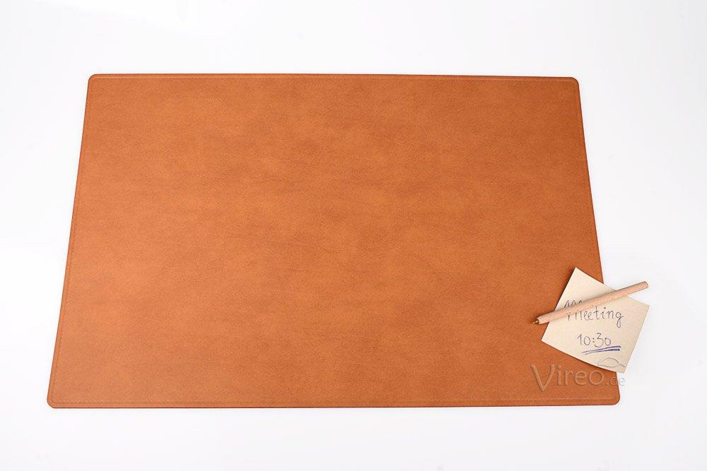 Sousmain pour bureau 60 x 40 cm en cuir recycl brun Amazonfr