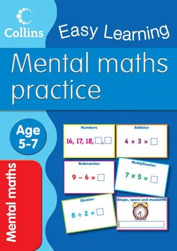 Mental Maths: Age 5-7 (Collins Easy Learning Age 5-7): Amazon.co.uk ...