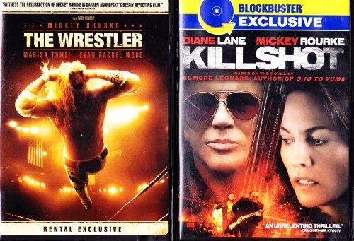 The Wrestler , Killshot : Mickey Rourke 2 Pack Collection