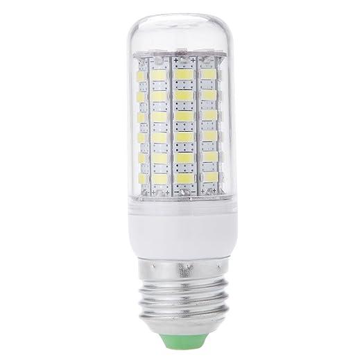 TOOGOO(R)E27 15W 5730 69 LED Luz del maiz bombilla Lampara ahorro de