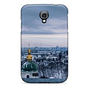 Excellent Design Moscow In Winter Phone Case For Galaxy S4 Premium Tpu Case