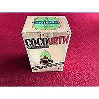 Hookah Natural Coconut Charcoal 96 Pieces Flat Coco Urth 1 Kilo Shisha Coal