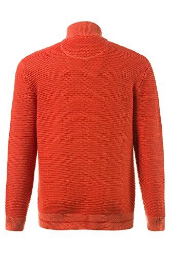JP 1880 Homme Grandes tailles Pull camioneur orange XL 708265 65-XL