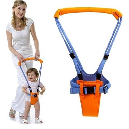 Baby Walk Learning Assistant Arnés Cinturón con correa para bebés ...