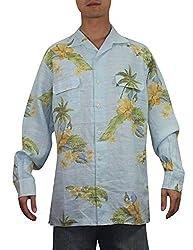Tommy Bahama Mens Summer / Light Weight Island Shirt M Multicolor